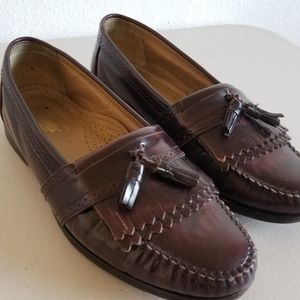 Bally Frazier Weejuns tasseled loafers